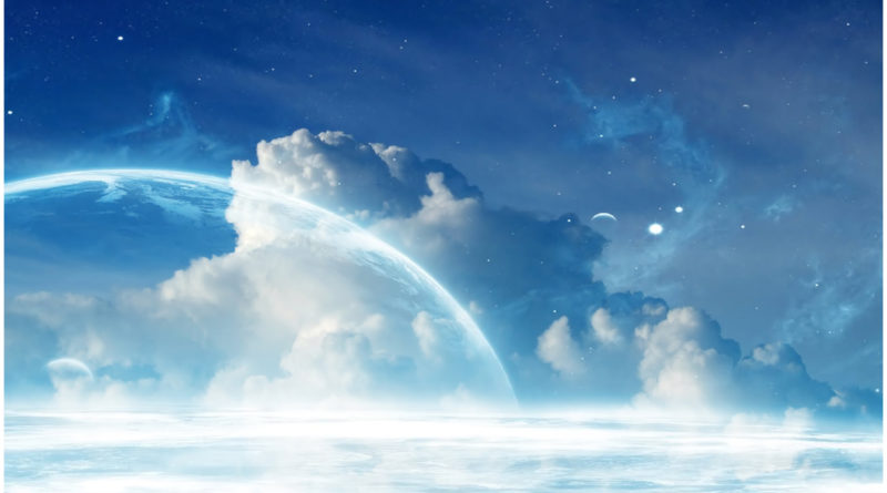 duha, obloha, nebe