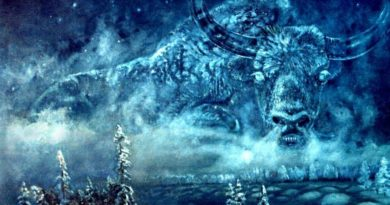 sibiř, šaman