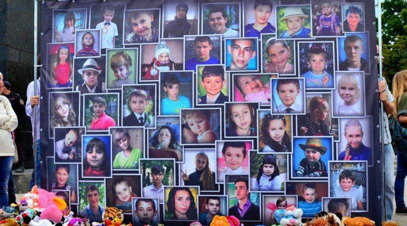 děti Donbasu