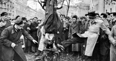 maršál Koněv potlačení revoluce v Maďarsku 1956, pokec24