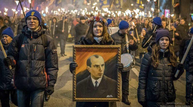 bandera, ukrajina