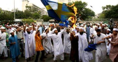 nepokoje migrantů v Malmö, pokec24