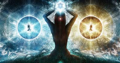 vyšší vědomí joga