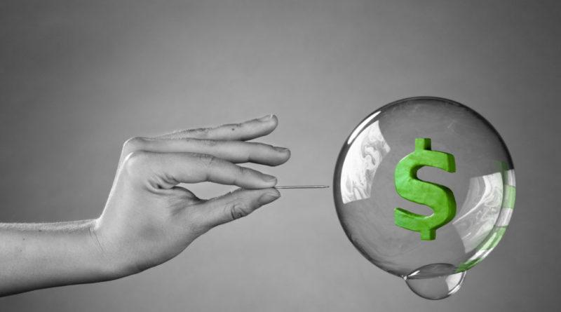 dolarová bublina
