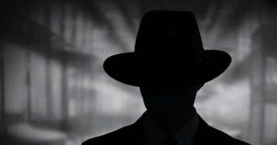 silueta člověk agent