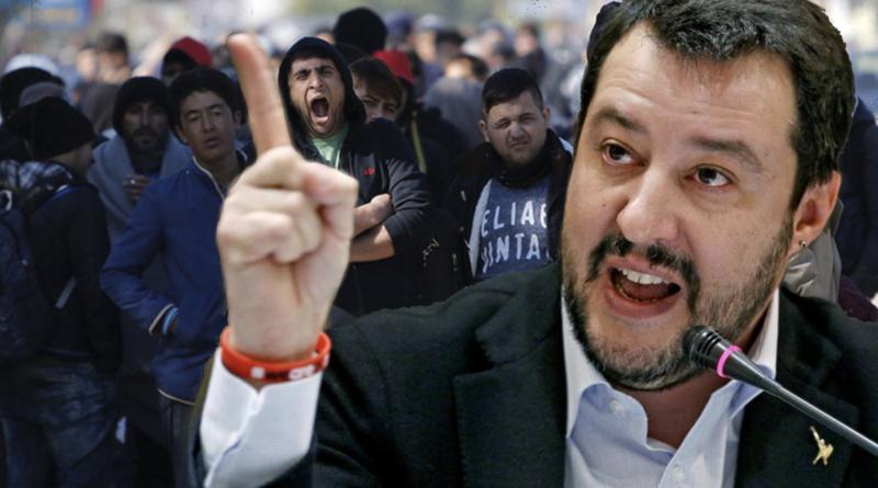 vydání Salvini, pokec24
