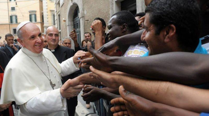 migrace Papež František encyklika Fratelli tutti, pokec24