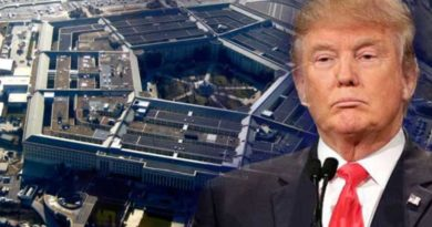trump, pentagon