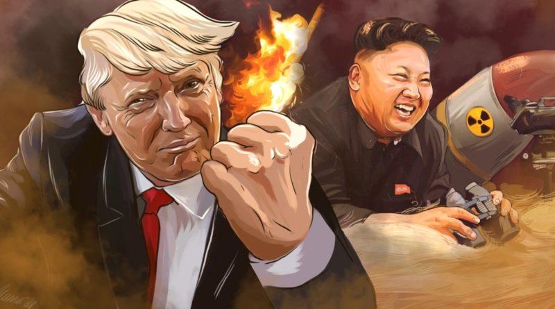 Trump a Kim