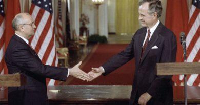 Gorbačov rozšiřování NATO, pokec24