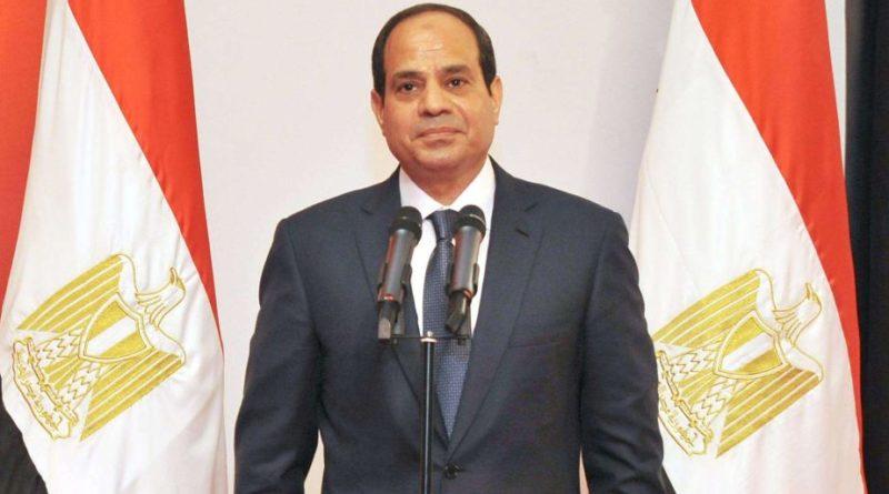 Egyptský prezident