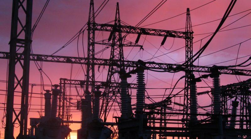 Elektrická rozvodna
