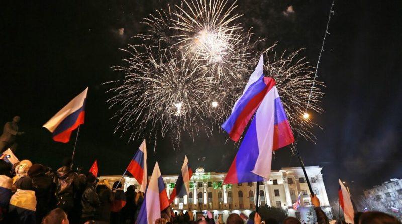 Oslavy na Krymu