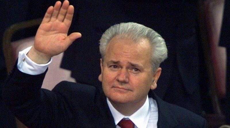 Slobodan Miloševič