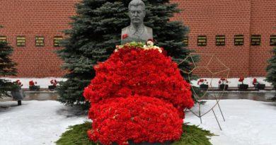 Výročí smrti Stalina