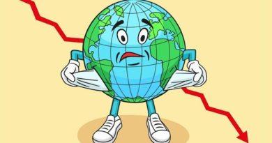 globální krize, země