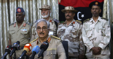 Haftar Libye