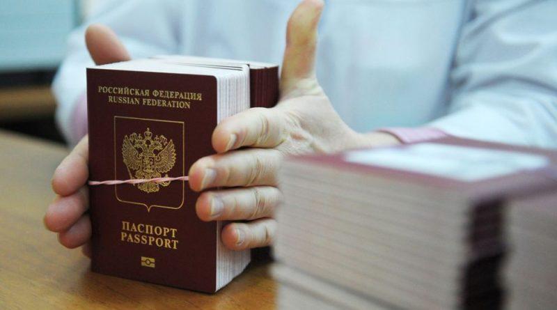 ruský pas