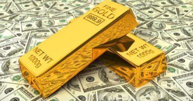 zlato a dolar