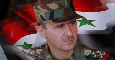 Asad Sýrie