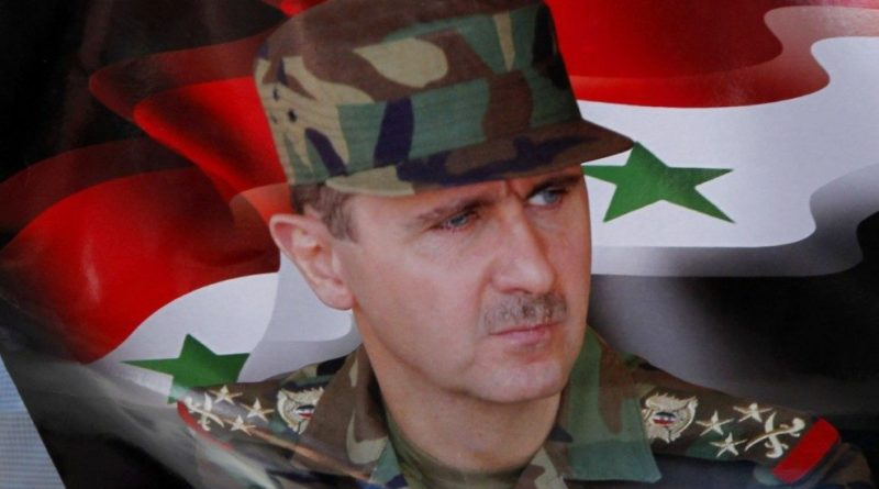 Bašár Asad, pokec24