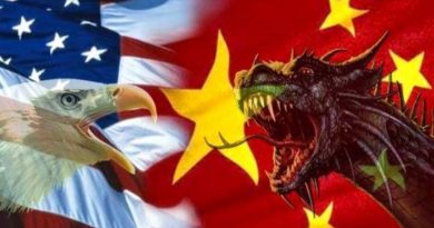 USA x Čína