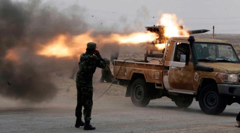 teroristé Sýrie