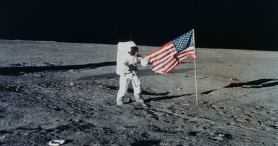 Američané na měsíci