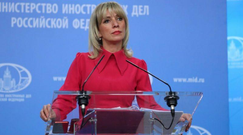 Marie Zacharová