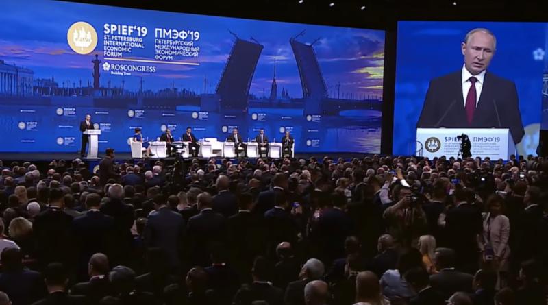 Putin ohlásil doktrínu otevřeného globálního soupeření s USA