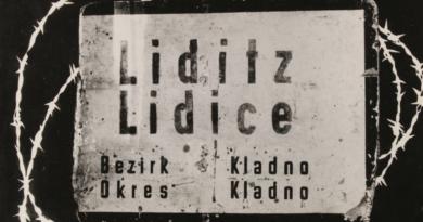 Výročí vypálení Lidic, pokec24