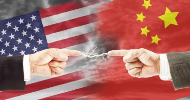 USA Čína