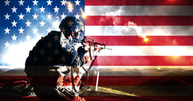 americký voják