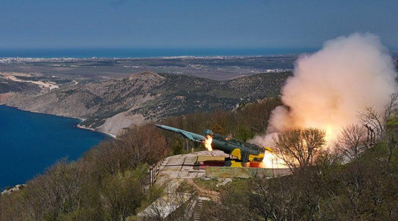 divize Útes Krym