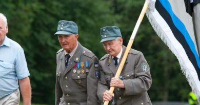 estonští nacisté