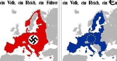 Koncepci Evropské unie vytvořili již v nacistickém Německu, pokec24