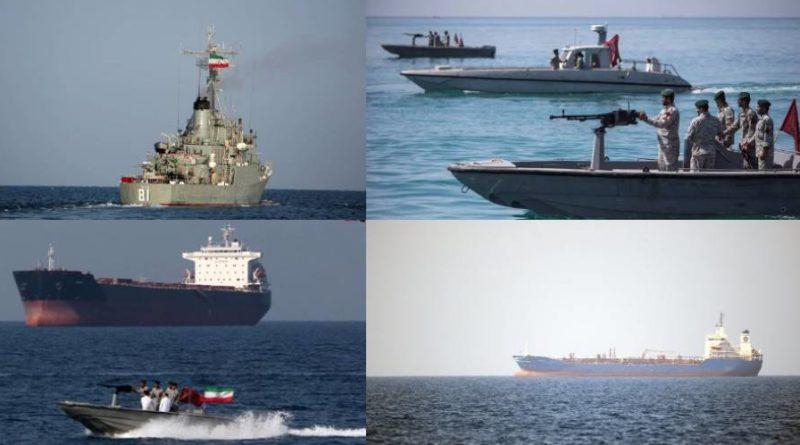 Íránské lodě
