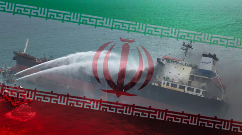 írán tankery
