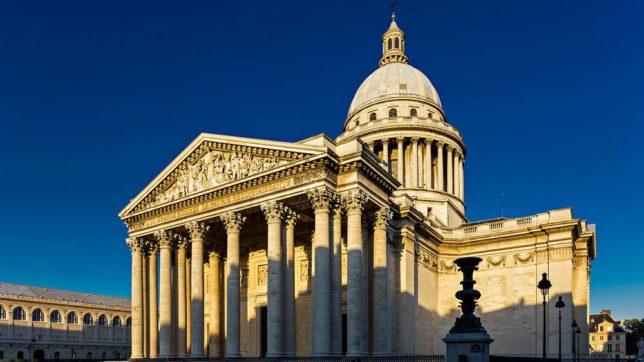 Panteón Paríž