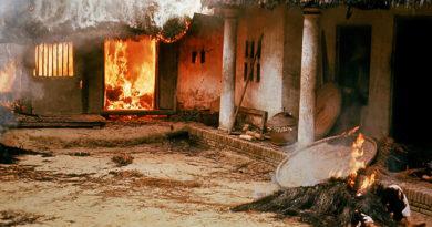 Masakr v My Lai vietnamský syndrom válka ve Vietnamu Agent Orange americké intervence, pokec24