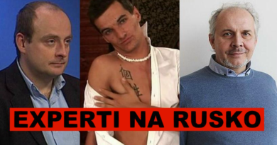 experti na Rusko