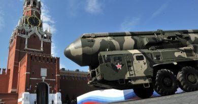 kreml. raketa rusko