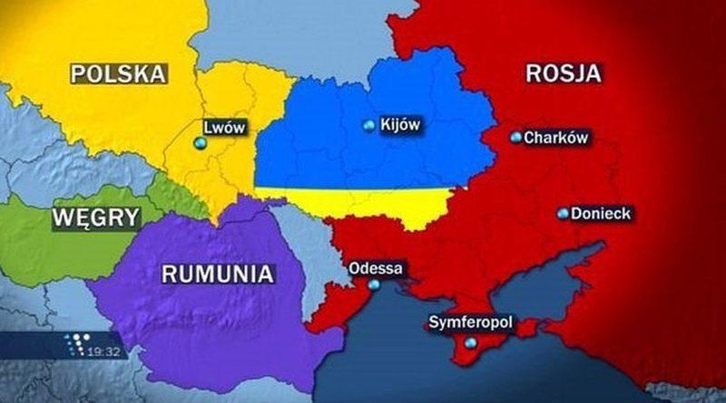 rozpad Ukrajiny