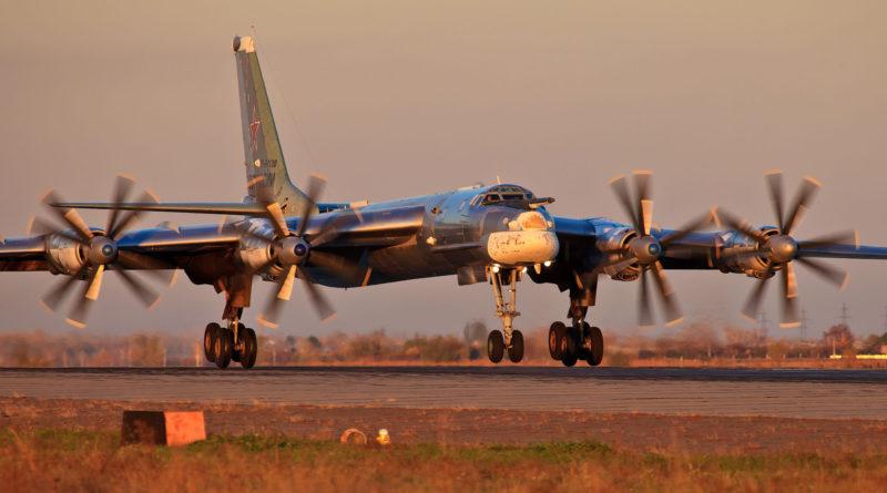 ruský bombardér