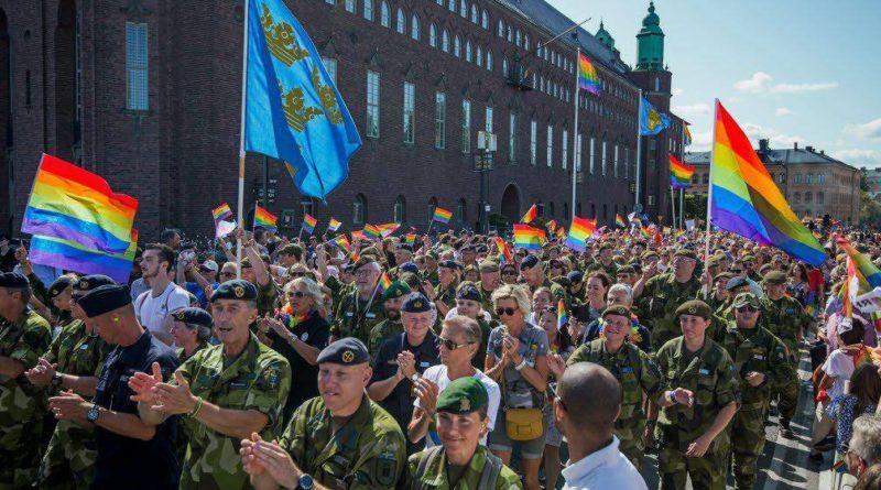 švédská armáda