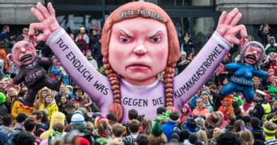 Greta Thunbergová projekty v Číně, pokec24
