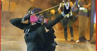 Hongkong protesty