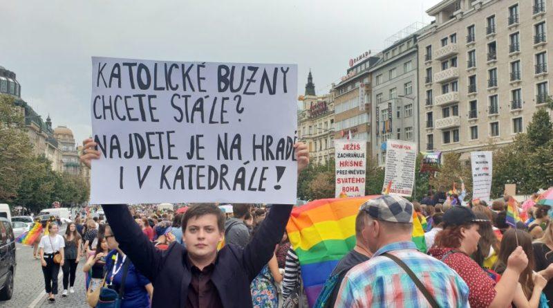 LGBT Prague pride