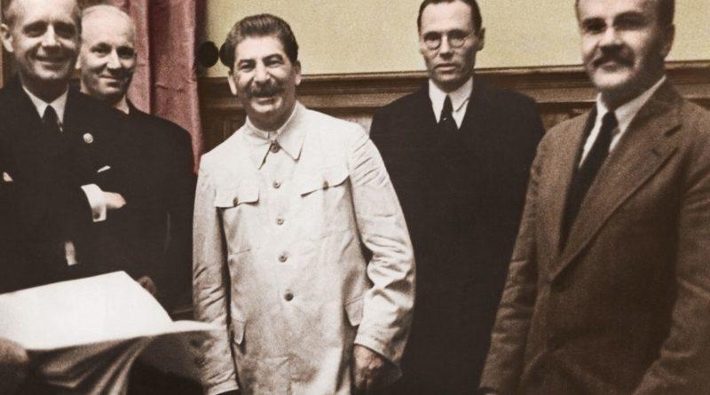 Molotov Ribbentrop Stalin