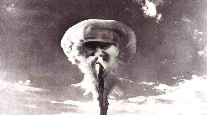 Stalin atomová bomba